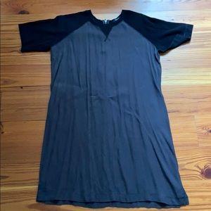 Madewell sleek dress